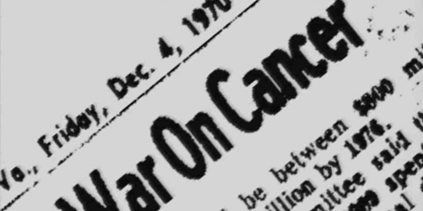 Are we loosing the war on cancer?